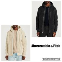 Abercrombie & Fitch Unisex Street Style Jackets