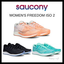 SAUCONY Casual Style Unisex Street Style Plain Low-Top Sneakers