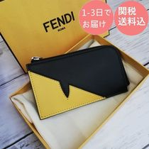FENDI BAG BUGS FENDI Card Holders