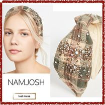 Anthropologie With Jewels Headbands