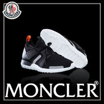 MONCLER Blended Fabrics Sneakers