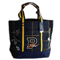 POLO RALPH LAUREN Canvas Street Style A4 Totes