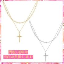 Chained & Able Unisex Street Style Chain Necklaces & Chokers