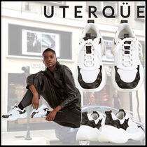 Uterque Casual Style Street Style Low-Top Sneakers