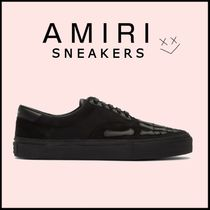 AMIRI Leather Sneakers