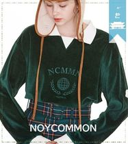 NOYCOMMON Casual Style Unisex Long Sleeves Shirts & Blouses