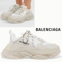 BALENCIAGA Triple S BALENCIAGA Low-Top