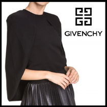 GIVENCHY Casual Style Plain Shirts & Blouses