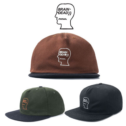Unisex Street Style Collaboration Caps