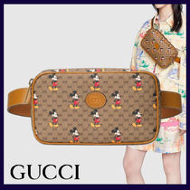 GUCCI Monogram Unisex 2WAY Bags