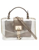 DKNY Party Style Office Style Elegant Style Shoulder Bags