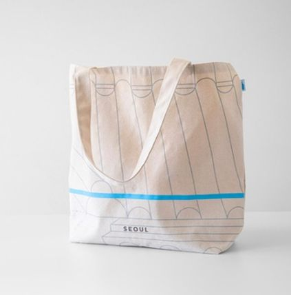 Blue Bottle Coffee Totes