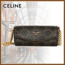 CELINE Triomphe Chain Tools & Brushes