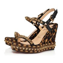 Christian Louboutin Leopard Patterns Casual Style Other Animal Patterns