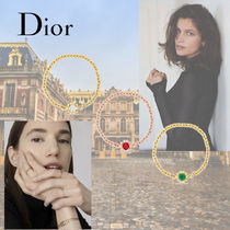 Christian Dior Party Style Office Style Elegant Style Rings
