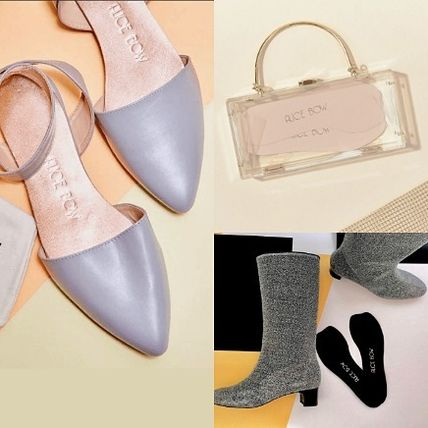 Leather Party Style Shoes