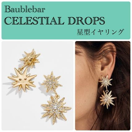 Star Blended Fabrics Earrings