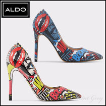 ALDO [ALDO] Cute Comics Stiletto High Heel Pumps - Laralilla