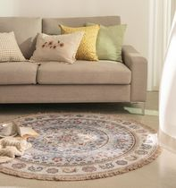 DECO VIEW Collaboration Round Carpets & Rugs