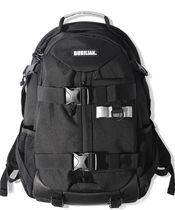 bubilian Unisex Street Style Plain Backpacks