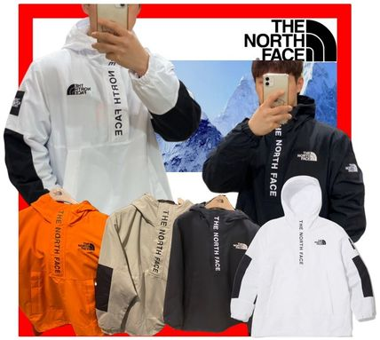 THE NORTH FACE WHITE LABEL Unisex Street Style Long Sleeves Outdoor Tops