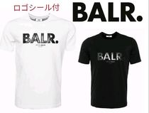 BALR Cotton Short Sleeves Logo T-Shirts