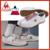 le coq sportif Unisex Street Style Collaboration Low-Top Sneakers
