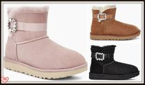 UGG Australia Leather Boots Boots
