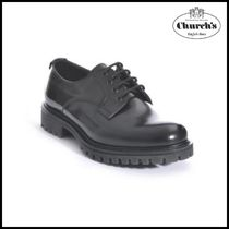 Church's Leather Oxfords