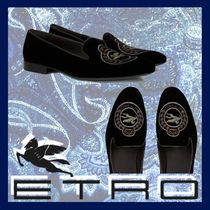 ETRO Moccasin Plain Loafers & Slip-ons