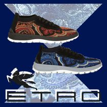 ETRO Paisley Blended Fabrics Sneakers