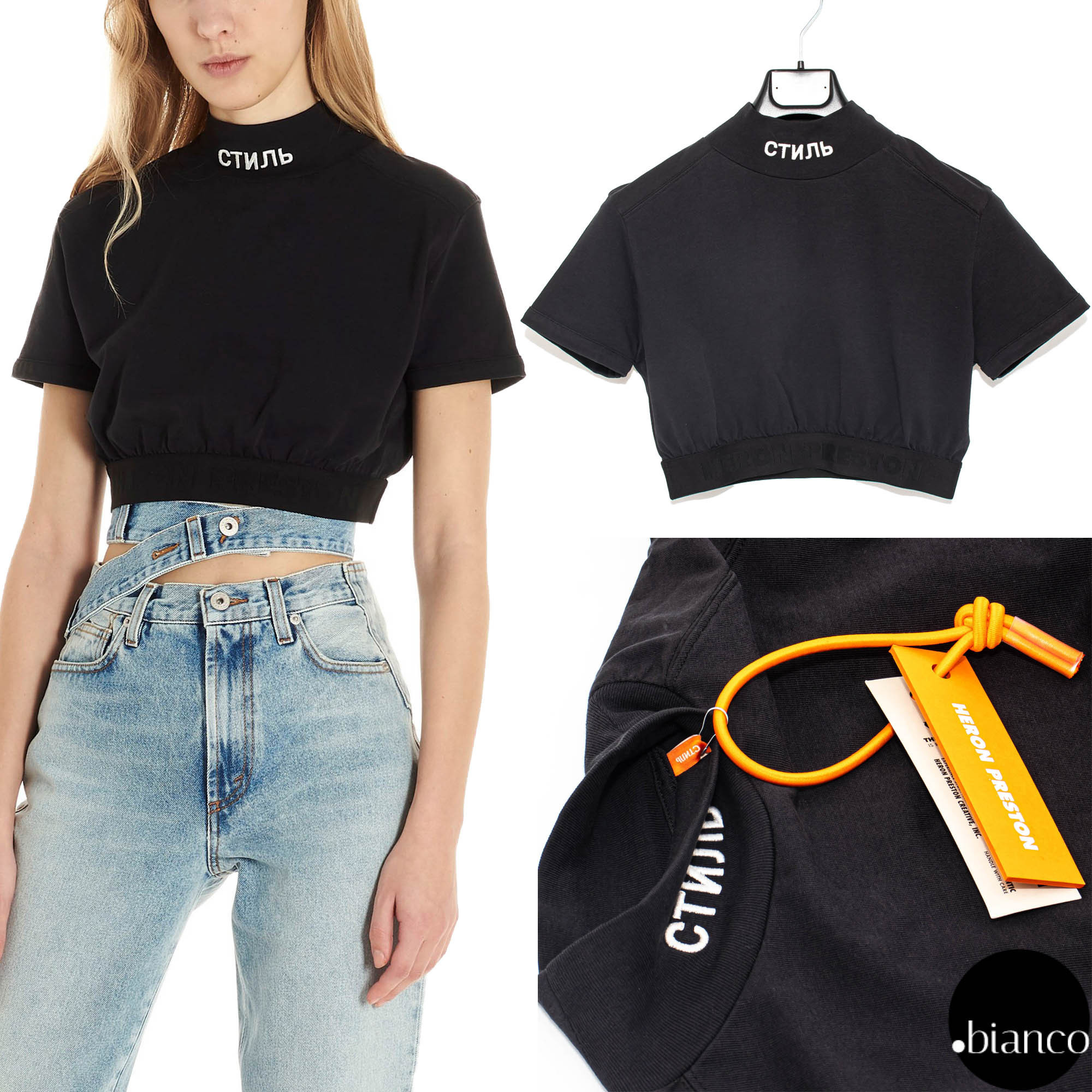 shop heron preston clothing