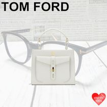 TOM FORD Casual Style Street Style 2WAY Plain Leather Party Style
