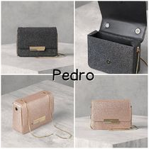 Pedro Casual Style 2WAY Chain Plain Party Style Home Party Ideas