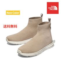 THE NORTH FACE Unisex Blended Fabrics Street Style Plain Boots