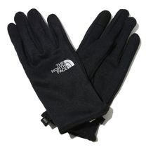 THE NORTH FACE Unisex Street Style Plain Touchscreen Gloves
