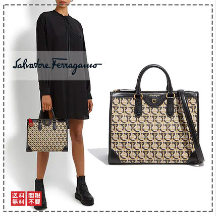 Casual Style A4 2WAY Party Style Elegant Style Handbags