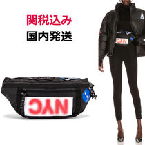 Alexander Wang Casual Style Street Style Collaboration Hip Packs