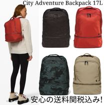lululemon City Adventurer Plain Backpacks