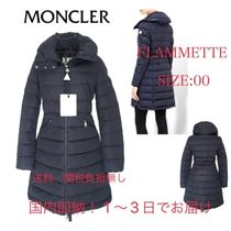 MONCLER FLAMMETTE Plain Medium Down Jackets