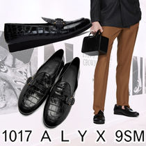 ALYX Loafers Other Animal Patterns Leather Loafers & Slip-ons