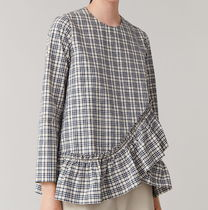 COS Casual Style Long Sleeves Party Style Office Style