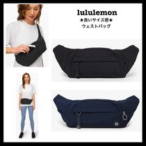 lululemon Casual Style Plain Shoulder Bags