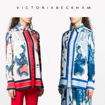 Victoria Beckham Casual Style Long Sleeves Party Style Shirts & Blouses