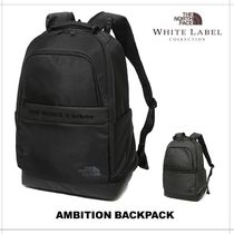 THE NORTH FACE WHITE LABEL Unisex A4 Backpacks