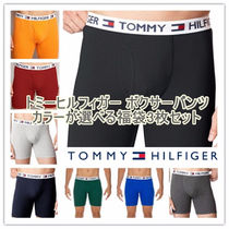 Tommy Hilfiger Cotton Co-ord Logo Trunks & Boxers