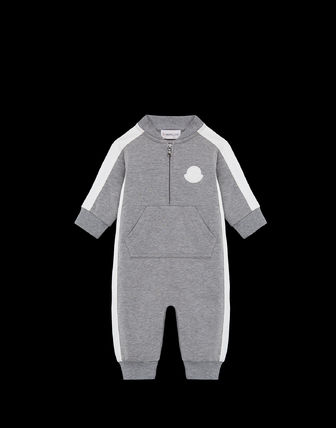 MONCLER Baby Boy Bodysuits & Rompers