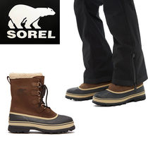 SOREL Suede Street Style Boots