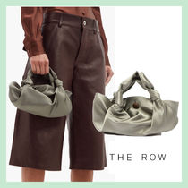 The Row Casual Style Plain Elegant Style Handbags