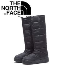 THE NORTH FACE Plain Toe Casual Style Unisex Street Style Plain